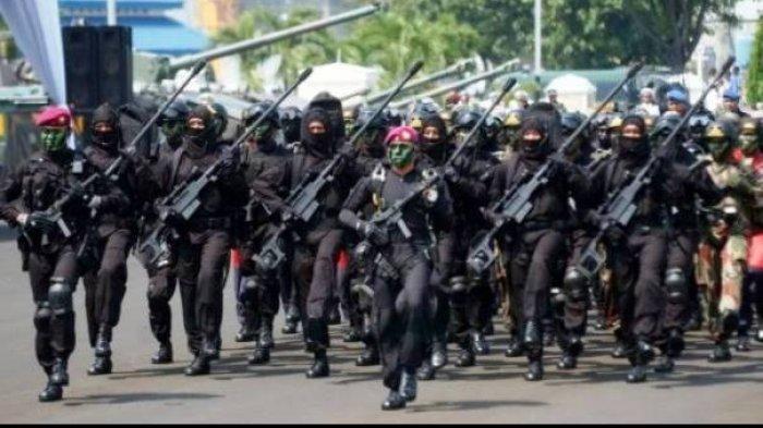 Pasukan Siluman Disebut Tiba di Papua, Kadispen Kormar: Hanya Gusti Allah yang Maha Tau