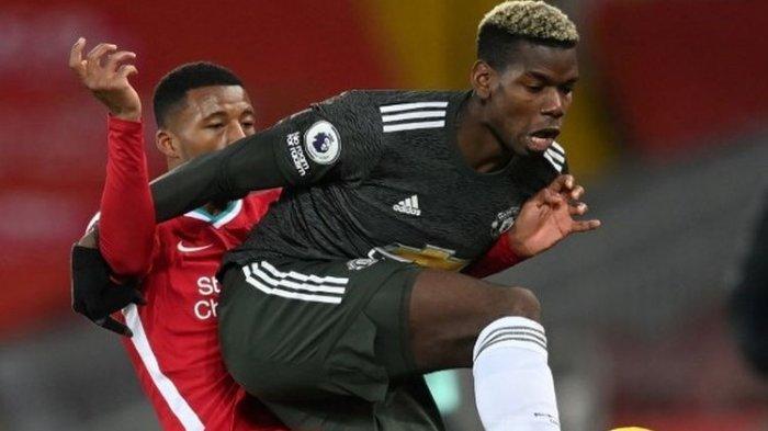 Prediksi Line Up Man United Vs Liverpool, Live Streaming Liga Inggris