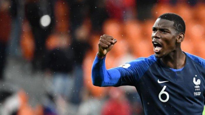 Prancis Juara Piala Dunia 2018 - Ini Sindiran Menohok Paul Pogba ke Pendukung Inggris