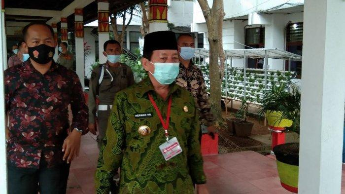 Pedagang Pasar Pasir Gintung Bandar Lampung Meninggal Dunia karena Covid-19