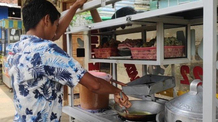 Karena Masalah Sepele, Pedagang Siomay di Bandar Lampung Dihujani Pukulan oleh Tukang Parkir
