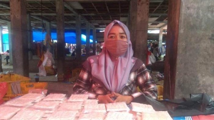 Pedagang Tempe dan Tahu di Pasar Liwa Diduga Kena Hipnotis, Korban Merugi hingga Ratusan Ribu
