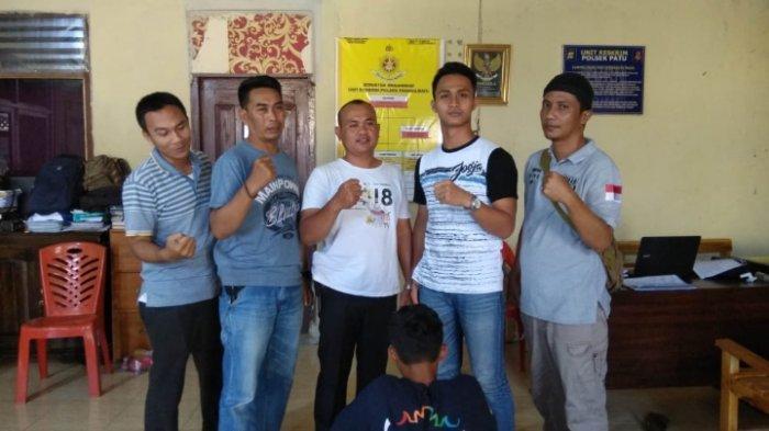 Waswas Diburu Polisi, Pelajar SMA Jadi Begal Serahkan Diri ke Polsek Padang Ratu