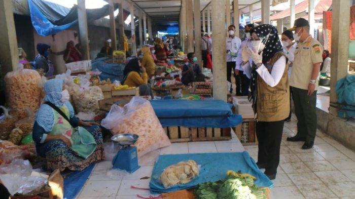 Bupati Dewi Minta Masyarakat Tanggamus Lampung Sadar Diri Jalankan Protokol Kesehatan