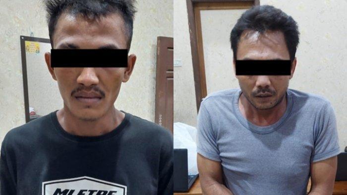 Pencuri Motor di Lamteng Berkomplot dengan Pria yang Kini Buron