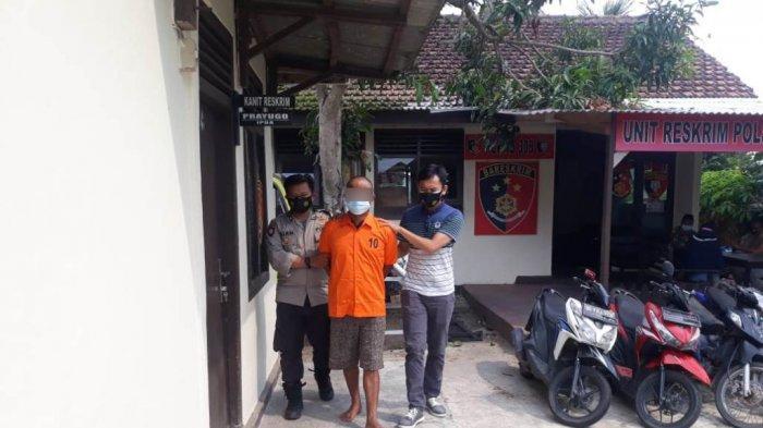 BREAKING NEWS Polsek Sukoharjo Lampung Amankan Seorang Pelaku Begal yang Sempat Buron