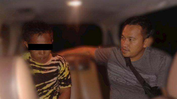 Polsek Negara Batin Tangkap Pelaku Penikaman Suroso