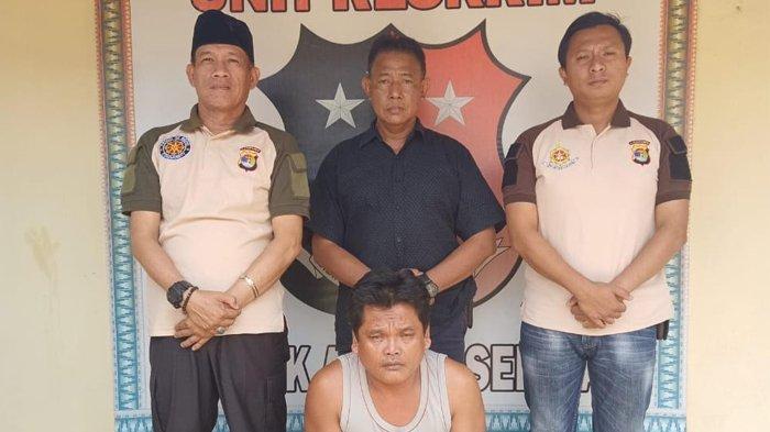 Pelaku Cabul Siswi SMP di Lampung Utara Ditangkap Polisi, Ternyata Ini Profesinya