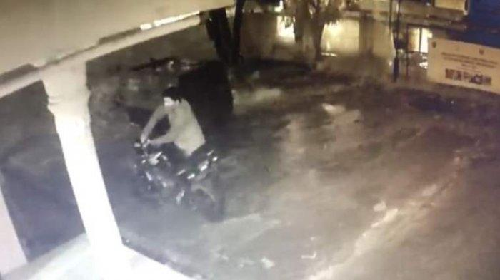 Pelaku Curanmor di Morotai Rusak Kontak Motor Korban Pakai Kunci T