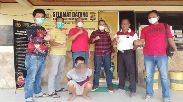 Begini Modus Curanmor di Perum GMP Yukum Jaya