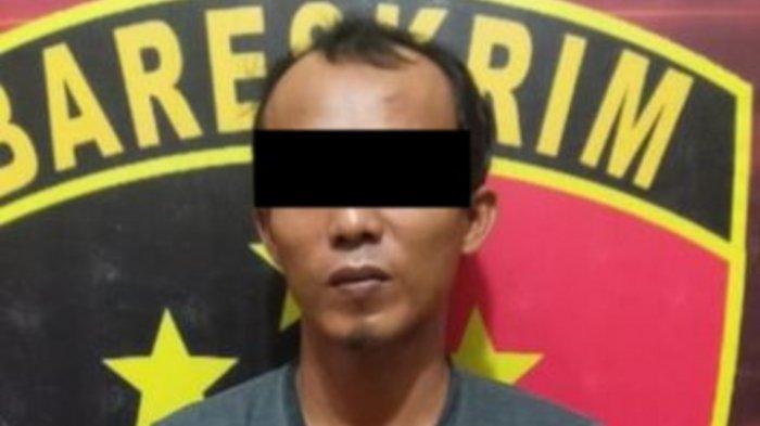 BREAKING NEWS Buron 4 Tahun, Pelaku Curanmor di Lampung Tengah Diringkus di Sumsel