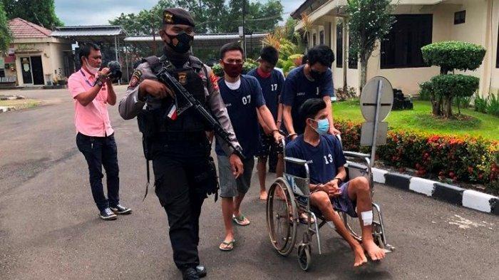 Pelaku Curanmor Ini Batal Menikah karena Ditangkap Polres Lampung Utara