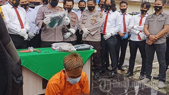 Pelaku Curas di Mesuji Ditembak Polisi karena Mencoba Kabur