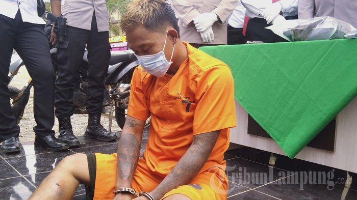 Pelaku Curas di Mesuji Lakukan Pembunuhan Terhadap 3 Nyawa, Termasuk Sopir Truk