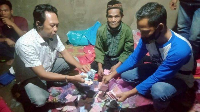 Serahkan Rp 24 Juta ke Dukun untuk Digandakan, Warga Penengahan Malah Dapati Uang Kertas Mainan