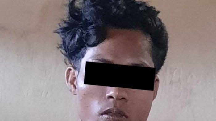 BREAKING NEWS Sebar Gambar Tak Senonoh, Pemuda di Lampung Tengah Dibekuk