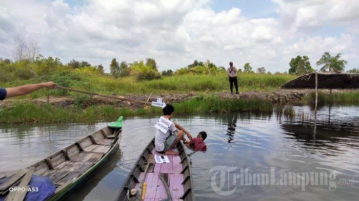 Pelaku Pembunuhan Nelayan di Tulangbawang Sempat Berbohong Tak Sengaja