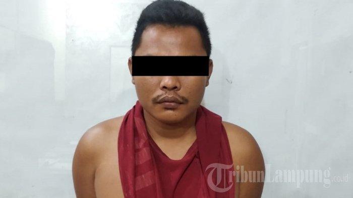 Pelaku Penodongan di Lampung Tengah Ngaku Pakai Senjata Api Mainan untuk Takuti Korban