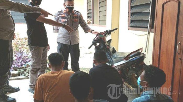 Pelaku Penodongan di Lampung yang Viral Mengaku Tak Nikmati Hasil Kejahatan
