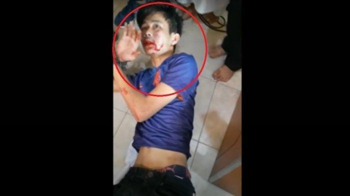 Pelaku penusukan Syekh Ali Jaber