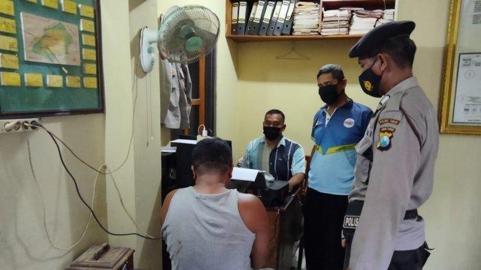 Polsek di Tuban Dilempari Batu, Pelaku Penyerangan Ditangkap