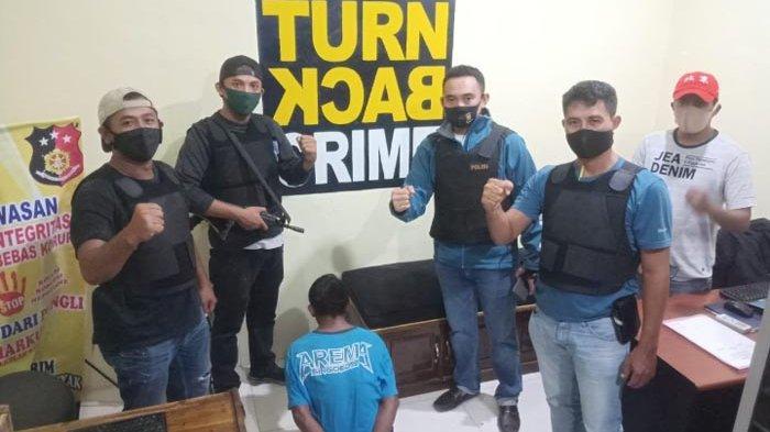 BREAKING NEWS Tak TerimaDisuruh Lunasi Utang, Pemuda di Way Seputih Nekat Habisi Pemilik Warung