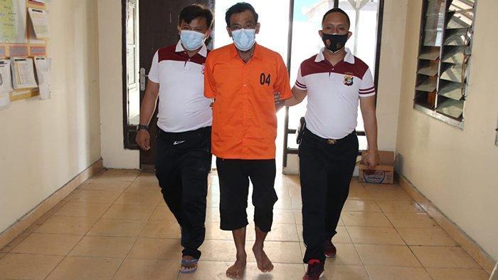 Pelaku Rudapaksa Bocah 16 Tahun di Lampung Ditangkap Polisi di Gubuk