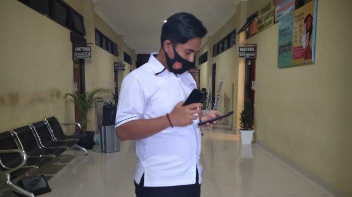 Pelaku Rusak Kantor Bawaslu Bandar Lampung Hanya dengan Tangan Kosong