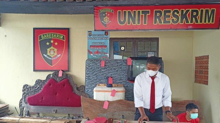 Wakapolres Lampung Selatan: Bandit Curat Diancam 7 Tahun Penjara