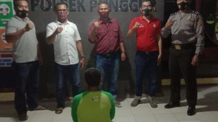 BREAKING NEWS Seorang Ayah di Lampung Tengah Cabuli Anak Tiri, Ibu Korban Lapor ke Polisi