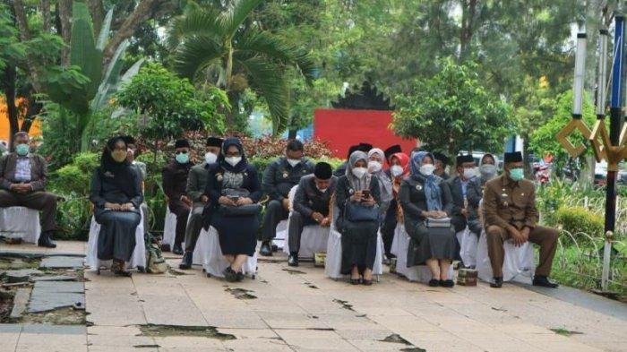 Sebanyak 28 Pejabat di Pemkot Metro Lampung Dilantik