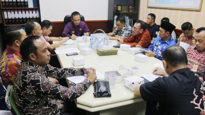 Gubernur Ridho Diagendakan Lantik Bupati/Wabup Lampung Utara Agung - Budi Utomo 25 Maret 2019