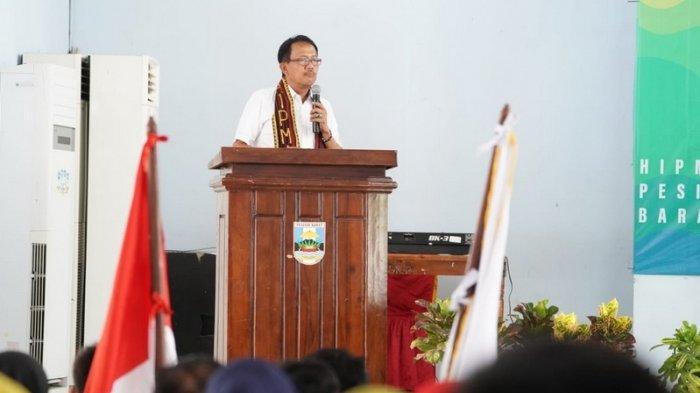 Bupati Pesibar Agus Istiqlal Resmi Buka Muscab II BPC Himpunan Pengusaha Muda Indonesia (HIPMI)