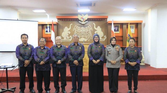 Wagub Bachtiar Basri Jadi Pembina Komunitas Pelukis Lampung