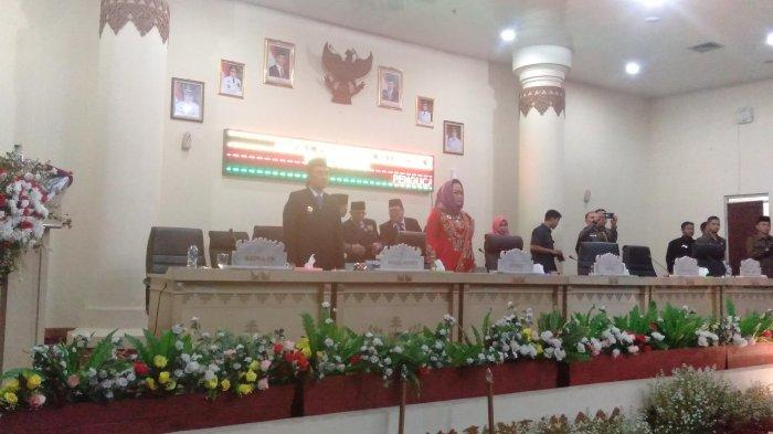 Pekan Depan 3 Pimpinan DPRD Tuba Dilantik