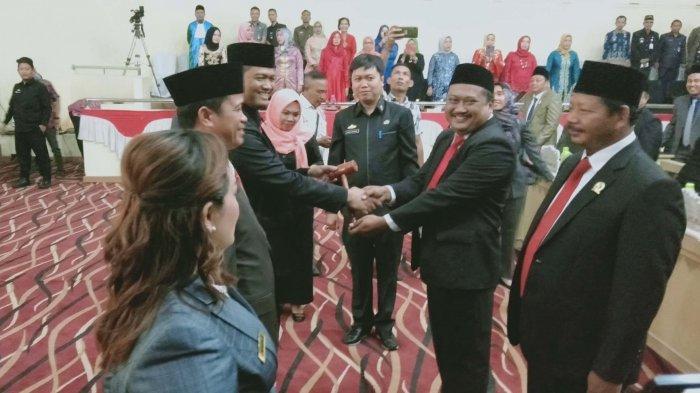 Usai Dilantik, Unsur Pimpinan DPRD Tuba Kebut Pengesahan Alat Kelengkapan Dewan
