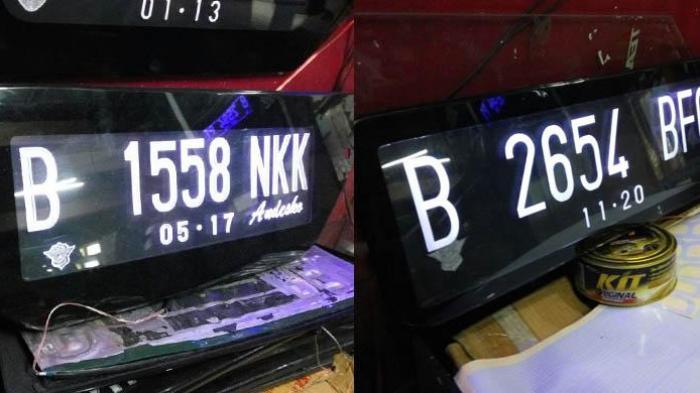 Mau Buat Plat Nomor Cantik Untuk Dipasang di Kendaraan Anda? Ini Tarif dan Prosedur Resminya