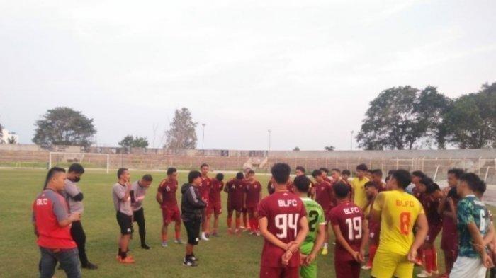 Pasca Laga Uji Coba, Pelatih Badak Lampung FC Evaluasi Kinerja Pemain Jelang Liga 2 2021