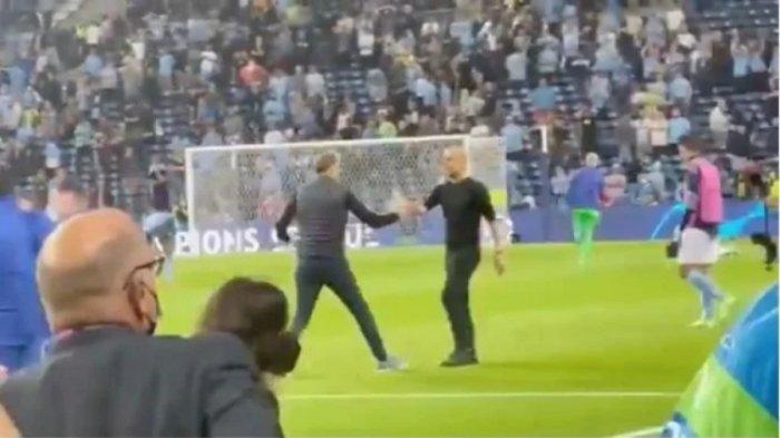 Pelatih Chelsea Thomas Tuchel Menunjukkan Momen Kelasnya Setelah Laga final Liga Champions