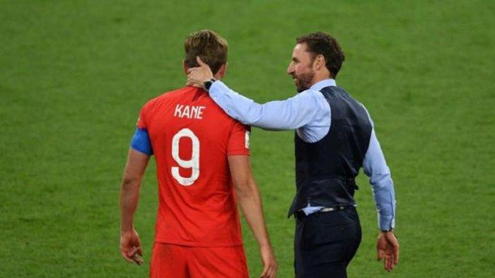 Inggris Vs Belgia Berebut Juara Tiga - Kalah dari Kroasia, Pelatih Tetap Bangga