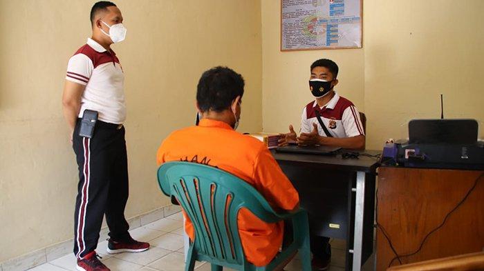 Pelatih Kuda Kepang di Lampung Rudapaksa Anak Didik di Tepi Sungai