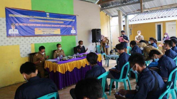 Pemkab Pesisir Barat Lampung Gelar Pelatihan Keterampilan Tenaga Kerja Tahun 2021