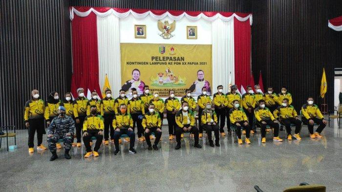 Perolehan Medali Sementara PON XX Papua 2021, Lampung Posisi Berapa?