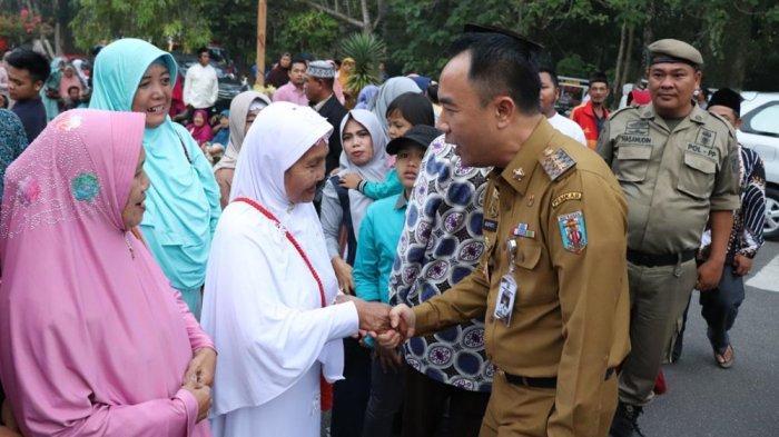 Calon Haji Tertua Way Kanan Berusia 89 Tahun, Termuda Usia 21 Tahun