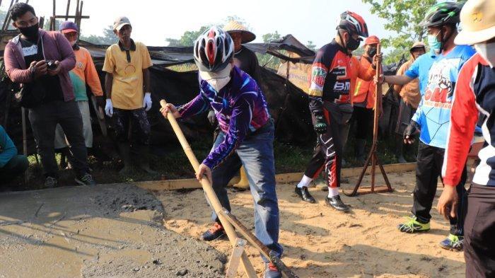 Wahdi Minta Pembangunan di Metro Lampung untuk Masyarakat