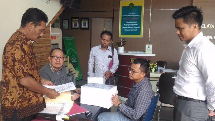 BREAKING NEWS -  Faktor Ini Jadi Pertimbangan KPK Titipkan Khamami di Polda Lampung