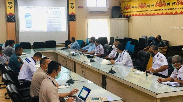 KSOP Panjang siapkan pusat krisis COVID-19