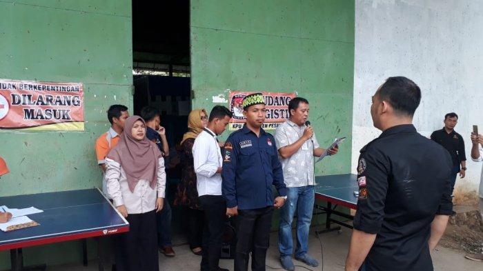 KPU Pesawaran Terima Hibah Tanah dari Pemkab 2.000 Meter Persegi