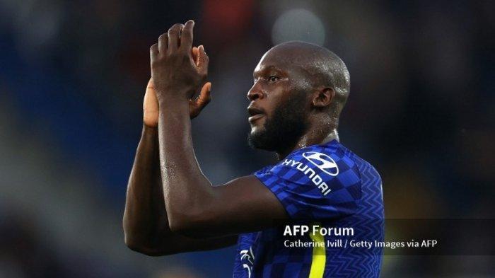 Pemain Anyar Chelsea, Romeru Lukaku Masuk Daftar Top Skor Liga Inggris Sementara