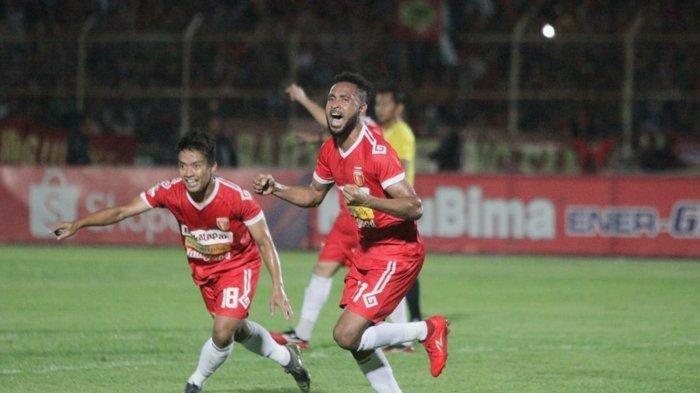 Pemain Badak Lampung Arthur Bonai Siap Main di Liga 2 2020: Saya Tunggu Keputusan Manajemen